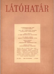 1953 . 6. szám cimoldal